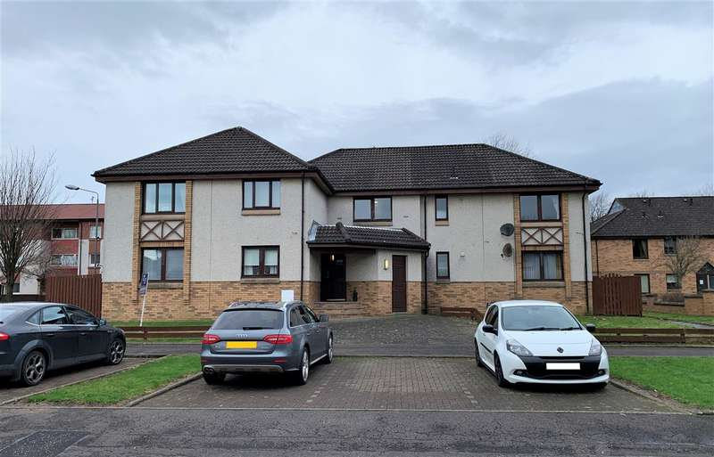 1 Bedroom Apartment Flat for sale in Morar Place, Grangemouth