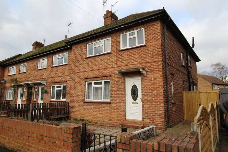 4 Bedrooms End Of Terrace House for sale in Mullens Road, Egham, Surrey, TW20