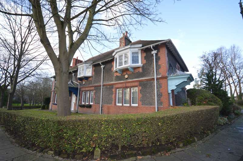 2 Bedrooms End Of Terrace House for sale in Bolton Road, Port Sunlight