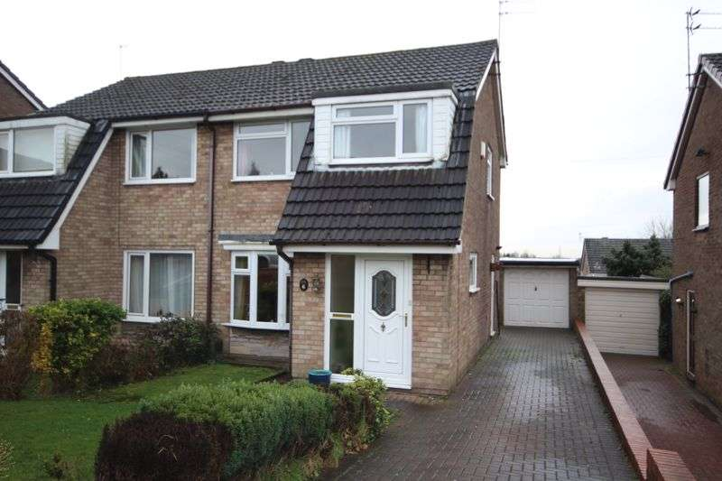3 Bedrooms Property for sale in ST. GABRIELS CLOSE, Castleton, Rochdale OL11 2TG