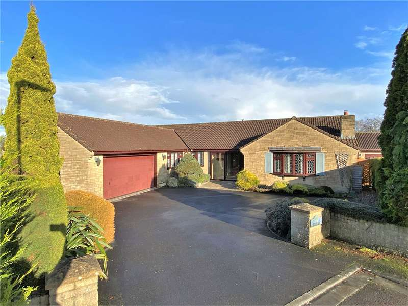 4 Bedrooms Detached Bungalow for sale in Hanning Park, Horton, Ilminster, Somerset, TA19