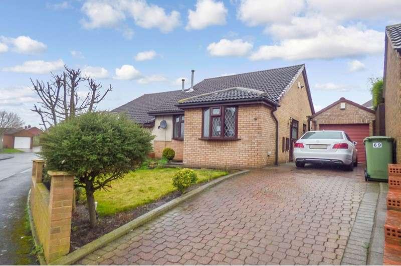 2 Bedrooms Bungalow for sale in Winds Lonnen, Murton, Seaham, Durham, SR7 9TG