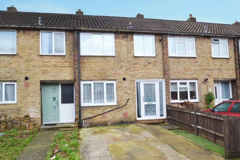 2 Bedrooms Terraced House for sale in Silverweed Road, Chatham, ME5