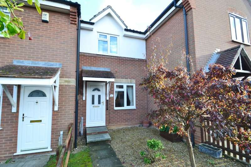 2 Bedrooms Terraced House for rent in Durham Close, Bury St. Edmunds