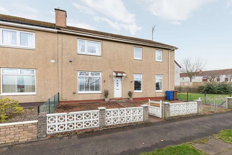 3 Bedrooms Ground Flat for sale in Park View, Loanhead, Midlothian, EH20 9BH