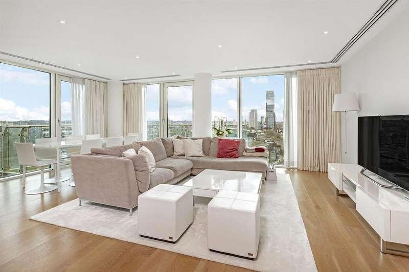 2 Bedrooms Flat for sale in 9 Albert Embankment, Vauxhall, London SE1