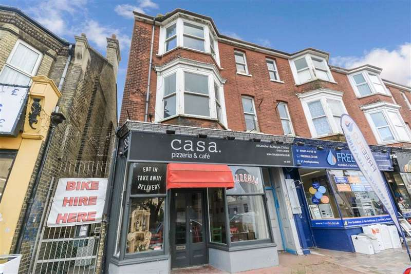3 Bedrooms Flat for sale in Canterbury Road, Margate, Kent