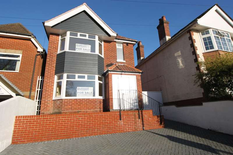 3 Bedrooms Detached House for sale in Archery Rd, Southampton, Hampshire, SO19 9GG