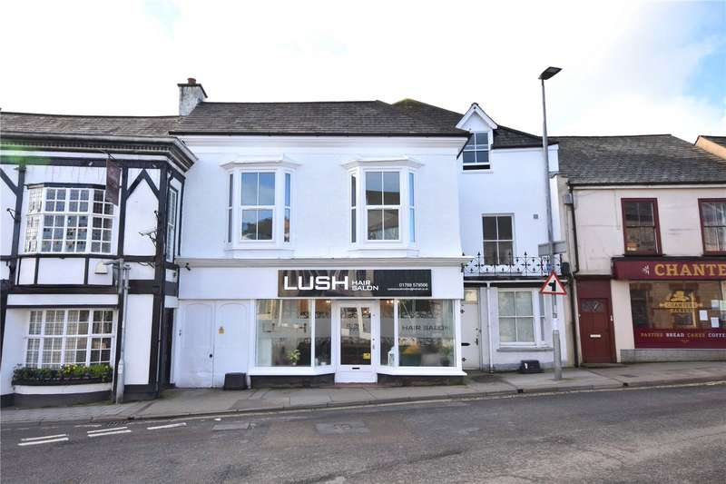 5 Bedrooms Shop Commercial for sale in Queen Street, South Molton, Devon, EX36