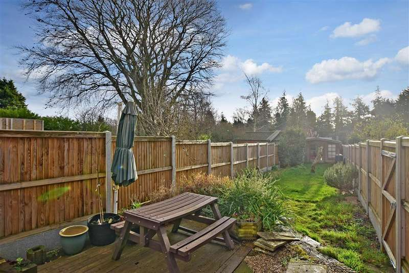 2 Bedrooms End Of Terrace House for sale in Island Road, , Sturry, Canterbury, Kent