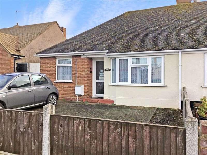2 Bedrooms Semi Detached Bungalow for sale in Poplar Drive, , Herne Bay, Kent