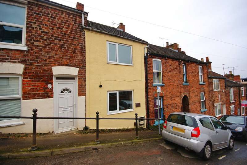 2 Bedrooms Terraced House for sale in Victoria Street, West Parade, Lincoln LN1