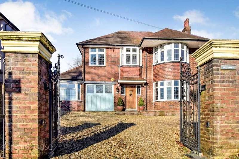 4 Bedrooms Detached House for sale in Risca Road, Newport, Newport