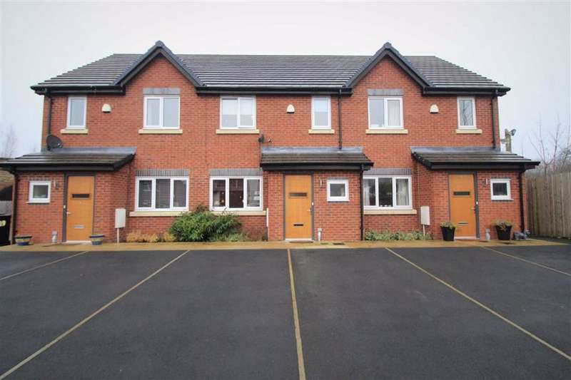3 Bedrooms Terraced House for sale in Meldrums Grove, Timperley, Altrincham