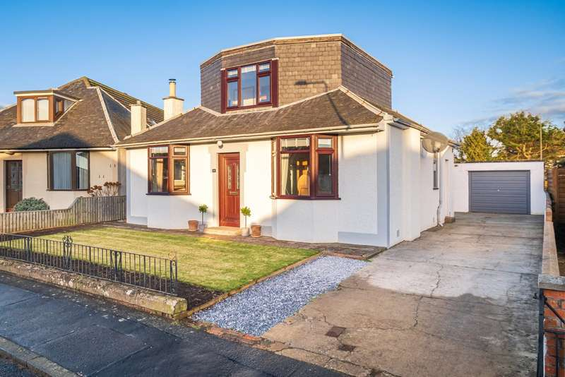 4 Bedrooms Detached House for sale in 14 Priestden Road, St. Andrews, Fife, KY16