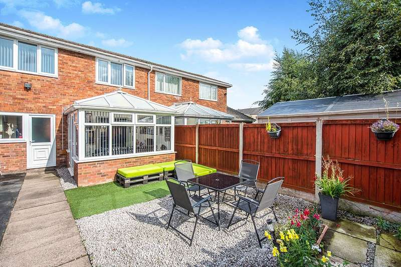 3 Bedrooms House for sale in Turnberry, Skelmersdale, Lancashire, WN8