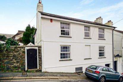 5 Bedrooms Detached House for sale in Saltash, Cornwall