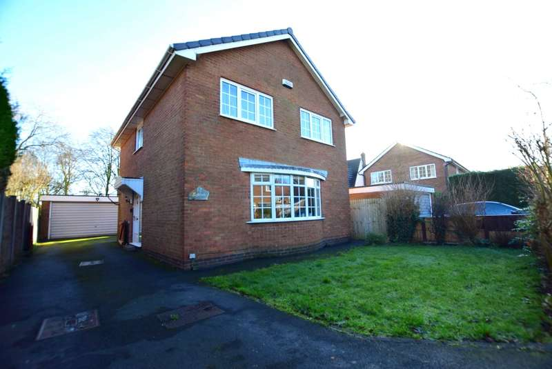 4 Bedrooms Detached House for sale in First Avenue, Clifton, PR4 0DD