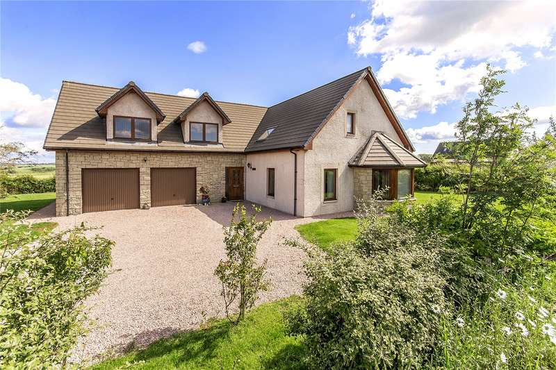 5 Bedrooms Detached House for sale in Mayflower, Baldinnie, Ceres, Cupar, Fife, KY15