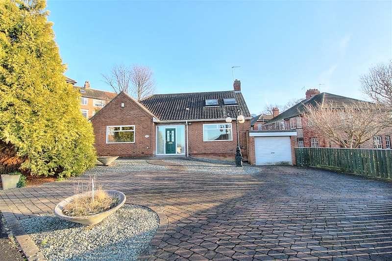 3 Bedrooms Detached Bungalow for sale in Lavender Cottage, Saltwell, Gatehsead , NE8 4UH