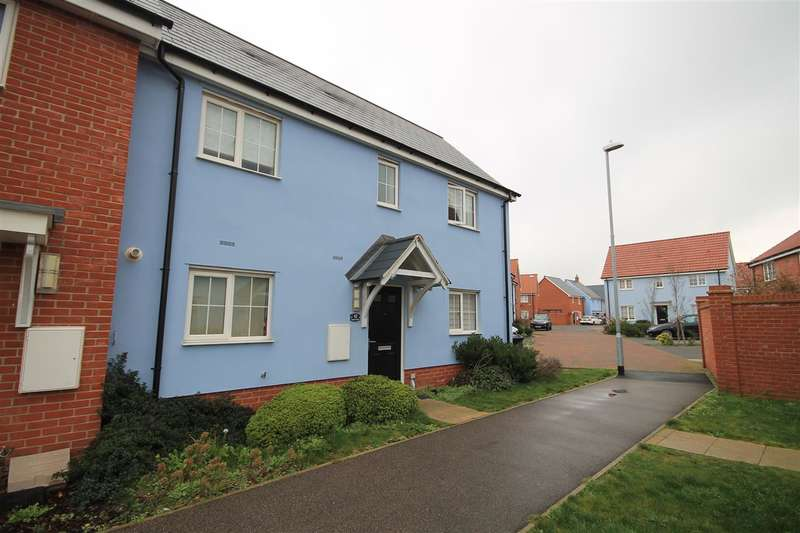 3 Bedrooms Semi Detached House for sale in Legerton Drive, Clacton on Sea