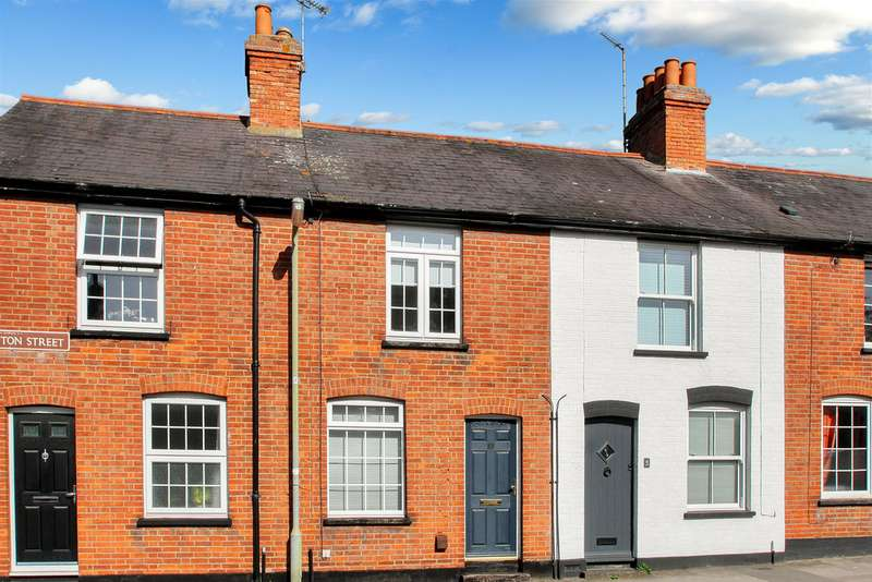 2 Bedrooms Terraced House for sale in Wellington Street, Thame OX9