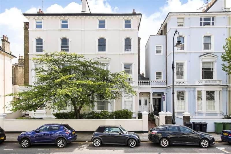 2 Bedrooms Flat for sale in Regents Park Road, Primrose Hill, London, NW1