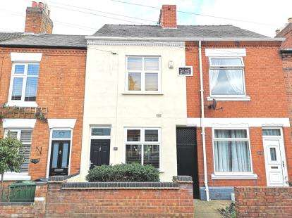 2 Bedrooms Terraced House for sale in Swan Street, Sileby, Leicester, Leicestershire