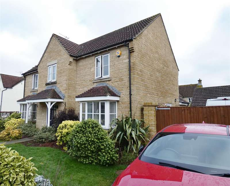 4 Bedrooms Detached House for sale in Lickhill Road, Calne
