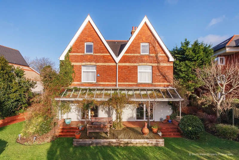 7 Bedrooms Detached House for sale in 8 Clive Crescent, Penarth, Vale of Glamorgan, CF64 1AT