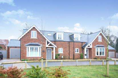 2 Bedrooms Semi Detached House for sale in Pavillion Drive, Nether Alderley, Macclesfield, Cheshire