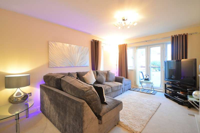 2 Bedrooms Ground Flat for sale in The Sands, Marple Close, South Shore, FY4