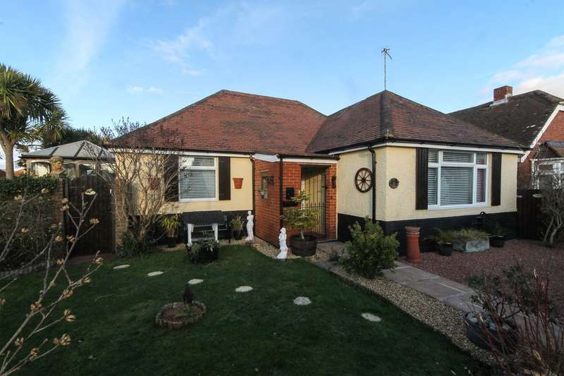 3 Bedrooms Detached House for sale in Kings Road, Lancing, West Sussex, BN15 8DY