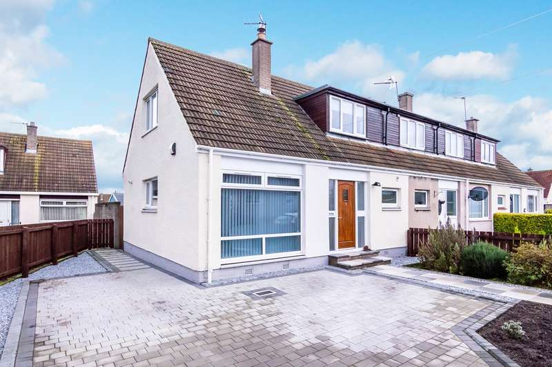 2 Bedrooms End Of Terrace House for sale in Mayfield Crescent, Musselburgh, EH21