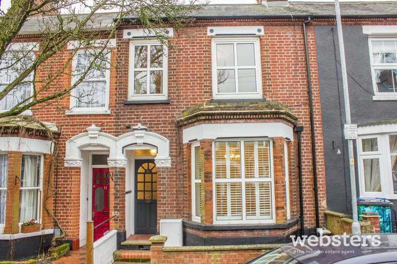 3 Bedrooms Terraced House for sale in Wood Street, Norwich NR1