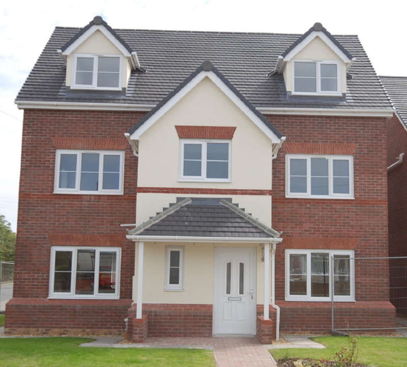 6 Bedrooms Detached House for sale in The Bleaberry Plot 10, West Avenue, Barrow-in-Furness