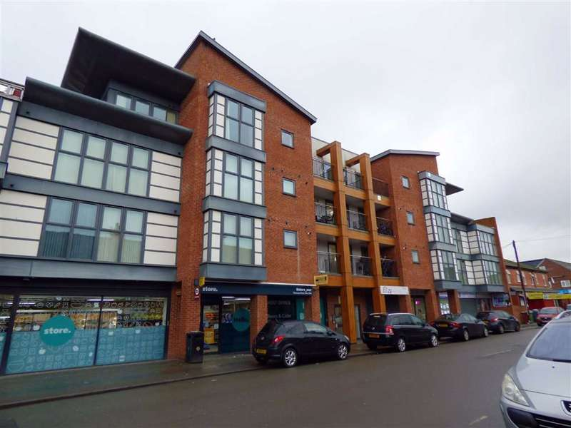 1 Bedroom Flat for sale in Claremont Road, Manchester, M14