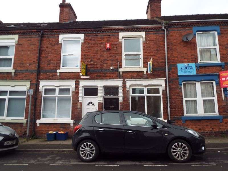 3 Bedrooms Property for sale in Crowther Street, Stoke-On-Trent