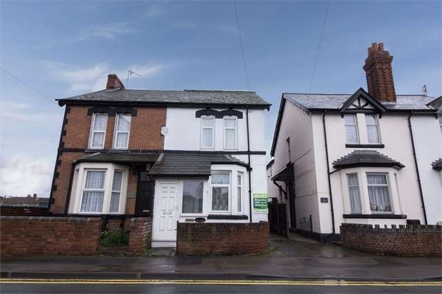 3 Bedrooms Semi Detached House for sale in Bath Street, Hereford