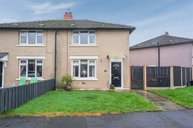 2 Bedrooms Semi Detached House for sale in Sycamore Grove, Lancaster, Lancashire