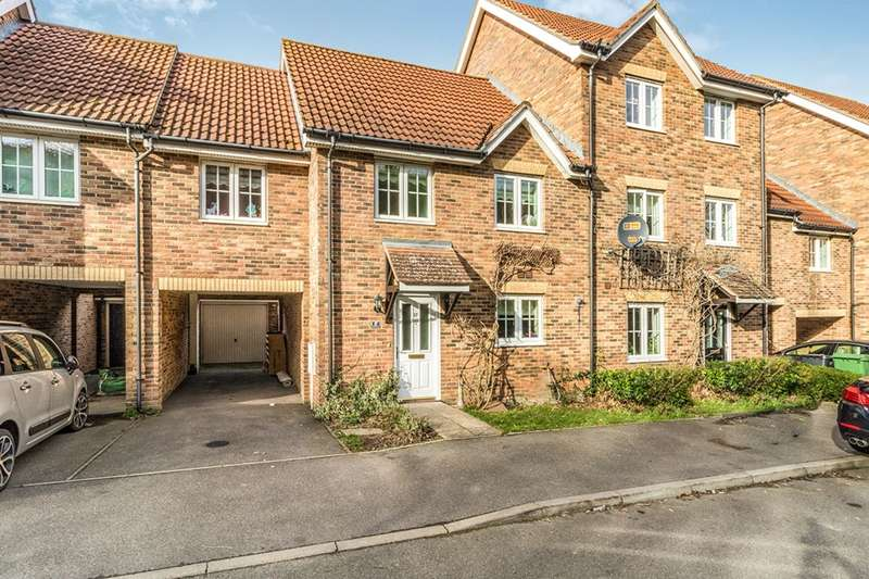 3 Bedrooms End Of Terrace House for sale in Passmore Way, Tovil, Maidstone, Kent, ME15
