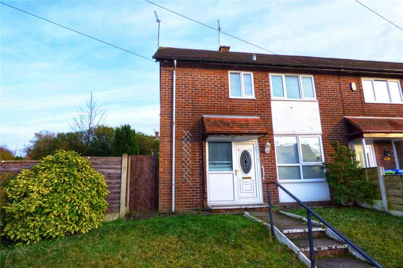 2 Bedrooms End Of Terrace House for sale in Lochinver Grove, Heywood, Greater Manchester, OL10