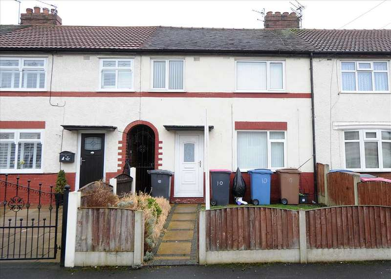 3 Bedrooms Semi Detached House for sale in 10 Gerrards Close, Irlam M44 6DX