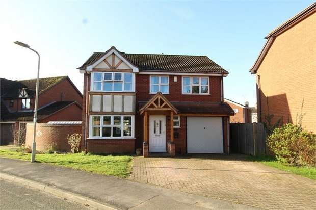 4 Bedrooms Detached House for sale in Gilmorton