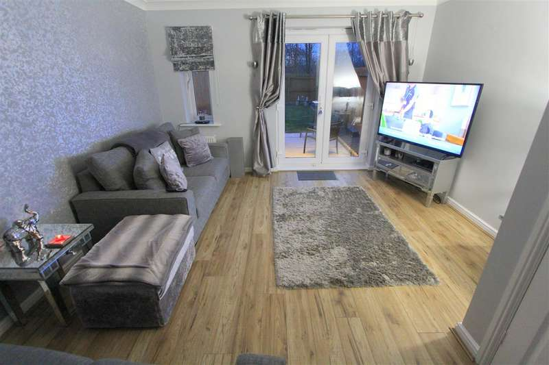 2 Bedrooms Town House for sale in Springfield Crescent, Huyton, Liverpool