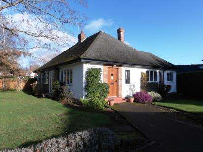 3 Bedrooms Bungalow for sale in Oaksway, Heswall, Wirral, Merseyside, CH60