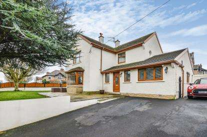 4 Bedrooms Detached House for sale in Mount Avenue, Morecambe, Lancashire, United Kingdom, LA4