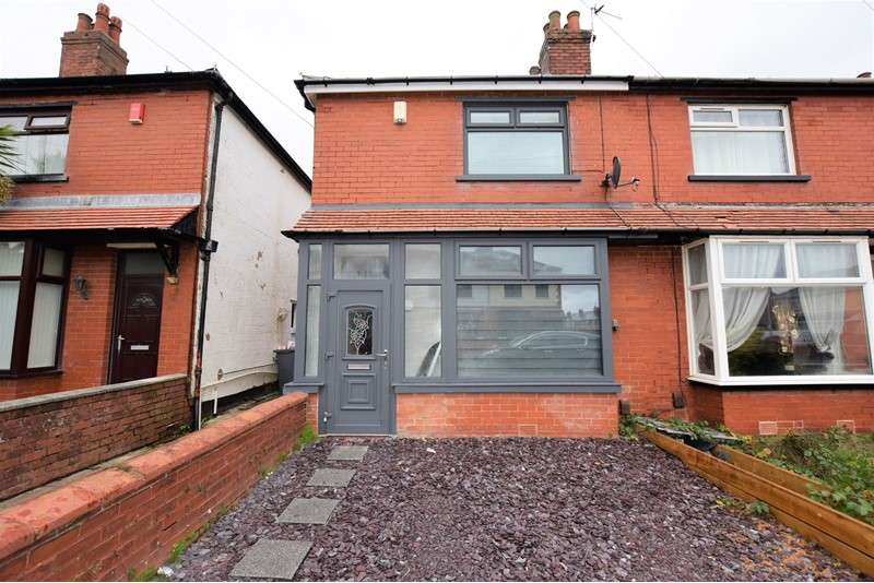 2 Bedrooms Property for sale in Stoke Avenue, Blackpool, Lancashire, FY1 6QB