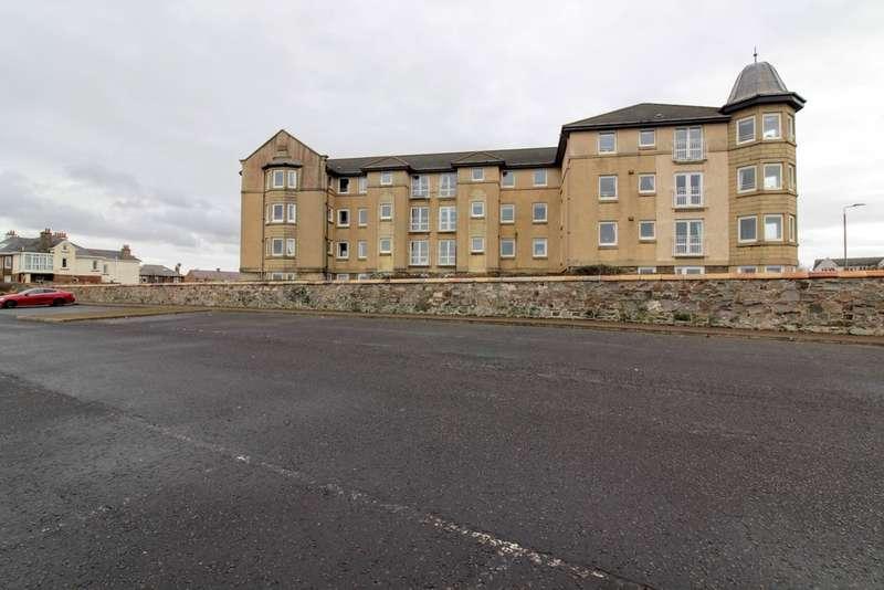2 Bedrooms Ground Flat for sale in Grangemuir Court, Prestwick, KA9