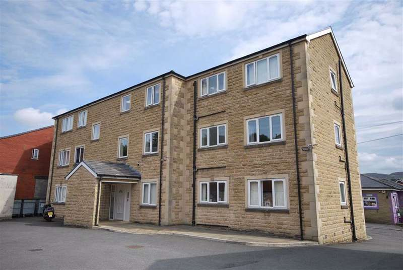 2 Bedrooms Apartment Flat for sale in Damar Court, Ramsbottom, Greater Manchester, BL0